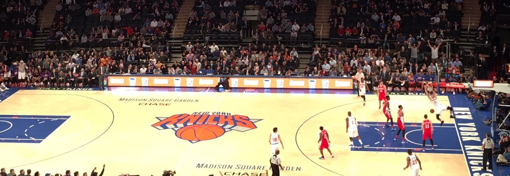 NBA live in New York