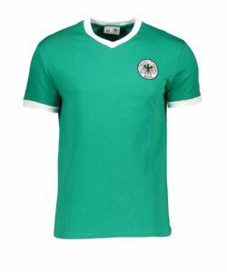 DFB Retro Trikot 1974 grün